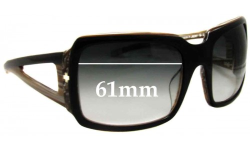 Spy Optics Gracey New Sunglass Lenses - 61mm