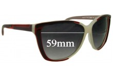 Stella McCartney SM4010 Replacement Sunglass Lenses - 59mm wide