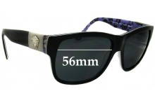 Versace VE 4192 Replacement Sunglass Lenses - 56mm Wide