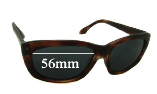 American Optical Everglade Replacement Sunglass Lenses - 56mm Wide