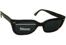 American Optical Ripcord Replacement Sunglass Lenses - 50mm wide
