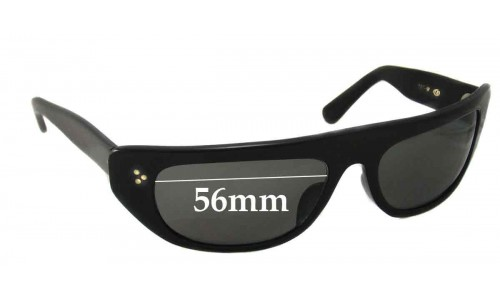Blinde 767-W Replacement Sunglass Lenses - 56mm wide