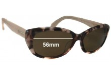 Sunglass Fix New Replacement Lenses for Calvin Klein CK4152S - 56mm Wide