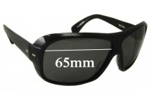 Dita Selector Replacement Sunglass Lenses - 65mm wide