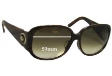 Gucci GG 3114 Replacement Sunglass Lenses - 59mm wide