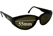Givenchy Sincerely New Sunglass Lenses - 55mm wide