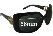Sunglass Fix New Replacement Lenses for Gucci GG 3034/S - 58mm Wide
