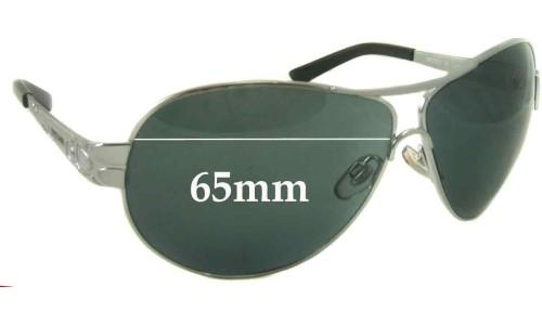 Missoni MI62201 Replacement Sunglass Lenses - 65mm wide