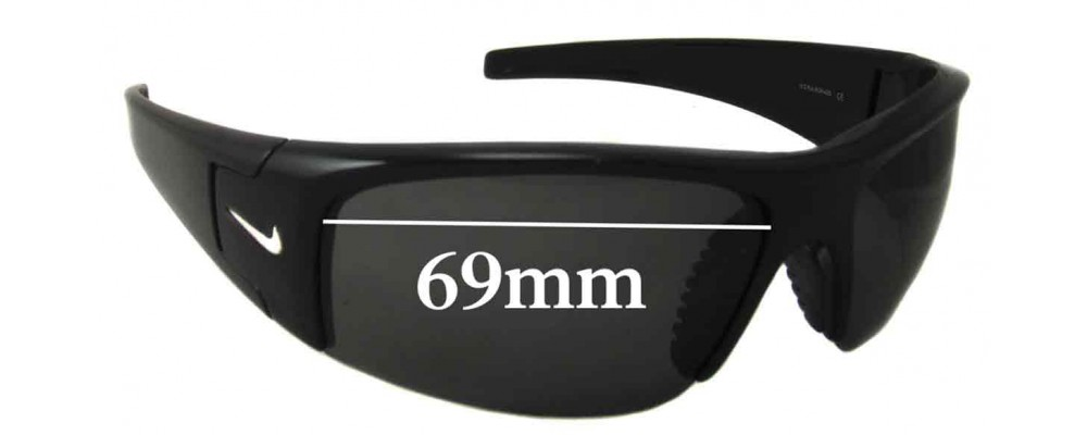 ba06b358b92a Nike Diverge Replacement Lenses Lenses 63mm by The Sunglass Fix™