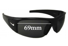 Nike Diverge Replacement Sunglass Lenses - 69mm Wide Lenses