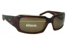 Odyssey M-Groove Replacement Sunglass Lenses 60 MM Wide