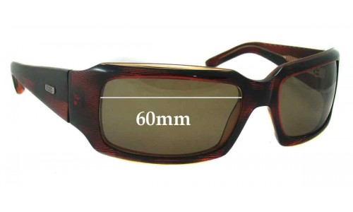 Odyssey M-Groove New Sunglass Lenses 60 MM Wide