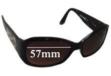 Oroton Drift Away New Sunglass Lenses - 57mm Wide