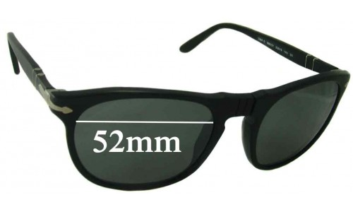 Persol 2994-S New Sunglass Lenses - 52mm Wide