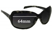 Rip Curl La Jolla Replacement Sunglass Lenses - 64mm wide
