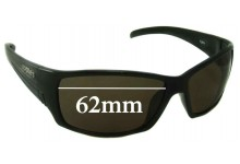 Spotters Fury Replacement Sunglass Lenses - 62mm wide