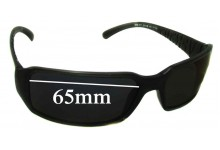 Versus MOD-ET7 Replacement Sunglass Lenses - 65mm Wide