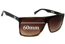 AM Eyewear Cobsey Replacement Sunglass Lenses - 60mm wide
