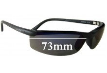 Arnette AN4039 Replacement Sunglass Lenses - 73mm wide