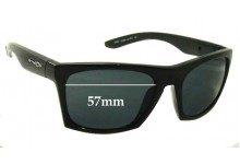 Arnette Dibs AN4169 Replacement Sunglass Lenses - 57mm Wide