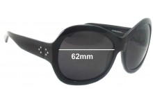 Blinde Rollercoaster New Sunglass Lenses - 62mm wide