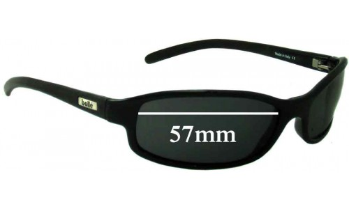 Bolle Lil' Kitty Replacement Sunglass Lenses 57mm wide