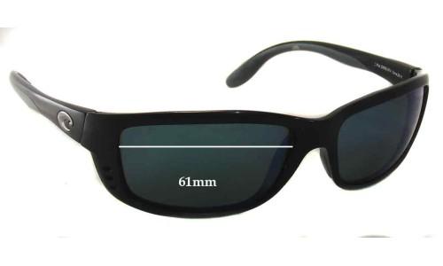 2cc00a95889 Wide Frame Costa Sunglasses