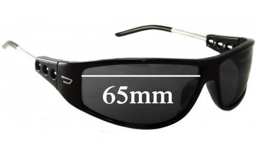 Diesel DS0099 Replacement Sunglass Lenses - 65mm wide