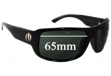 Sunglass Fix New Replacement Lenses for Electric KW - 65mm Wide