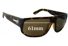 Sunglass Fix New Replacement Lenses for Electric BPM - 61mm Wide