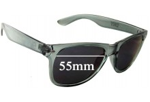 Fyve Carlton Dry Replacement Sunglass Lenses - 55mm Wide