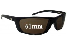Hobie Venice Replacement Sunglass Lenses - 61mm Wide