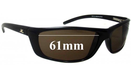 Hobie Venice Replacement Sunglass Lenses - 61mm Wide