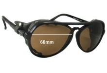 Mako Explorer Replacement Sunglass Lenses - 60mm Wide