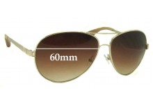 MARC BY MARC JACOBS MMJ 184 Replacement Sunglass Lenses - 60mm Wide