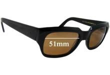 Moscot Ipish New Sunglass Lenses - 51mm wide