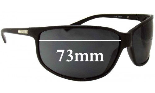 Miu Miu SMU06D Replacement Sunglass Lenses - 73mm wide