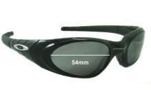 Oakley Eye Jacket 2.0 Replacement Sunglass Lenses - 54mm Wide