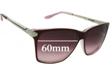 Paul Frank Industries The Sporting Life Replacement Sunglass Lenses - 60mm Wide