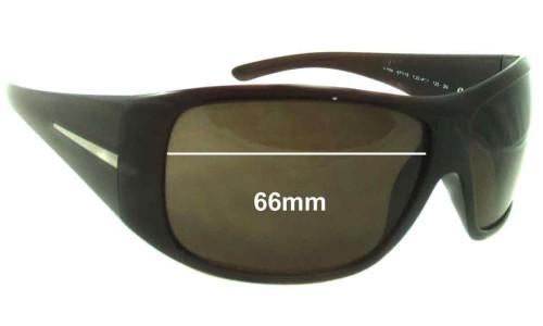 Sunglass Fix Replacement Lenses for Prada SPR20H 66MM across