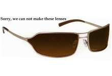 Prada SPR60E Replacement Sunglass Lenses - We Can Not Fit