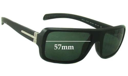 Prada SPS01I New Sunglass Lenses - 57mm Wide