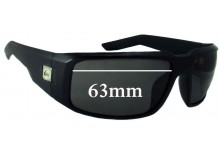 Quiksilver The Cruise Replacement Sunglass Lenses - 63mm Wide