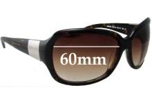 Ralph Lauren RA5005 Replacement Sunglass Lenses - 60mm wide