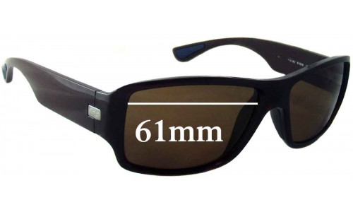 Ray Ban RB4199 Replacement Sunglass Lenses - 61mm Wide