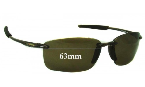 Revo Mooring RE4043 Replacement Sunglass Lenses - 63mm wide