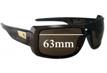 Rip Curl Cyclops Replacement Sunglass Lenses - 63mm wide