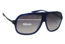 Sabre Purple Haze Replacement Sunglass Lenses - 66mm Wide