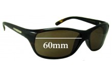 Sunglass Fix Replacement Lenses for Serengeti Arezzo - 60mm wide