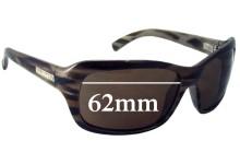 Sunglass Fix Replacement Lenses for Serengeti Vittoria - 62mm Wide